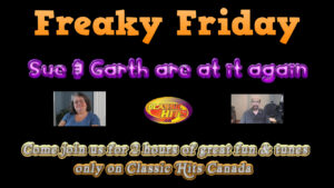 Freaky Friday with Garth & Sue