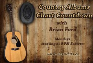 Country Albums Chart Countdown